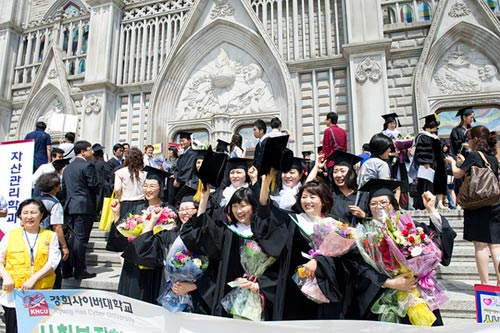 Những điều cần biết về học bổng Hàn Quốc
