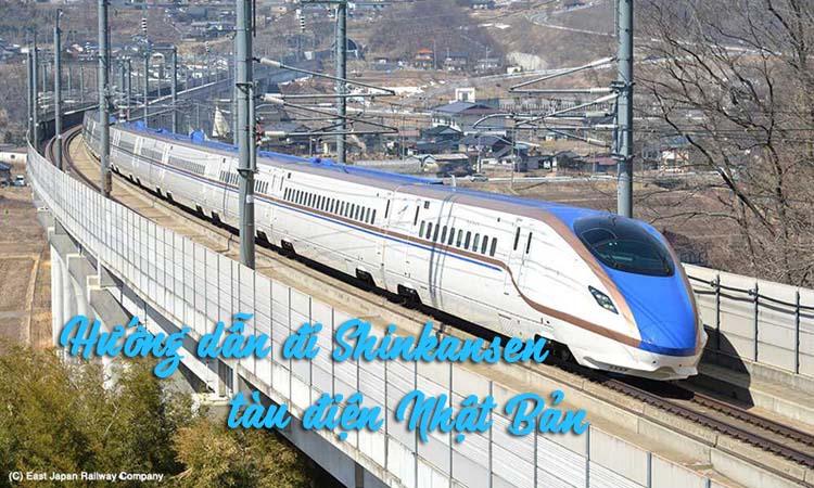 Những điều cần biết khi sử dụng tàu điện tại Nhật