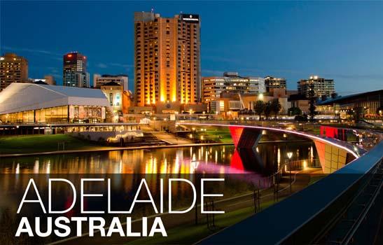Du học hội thảo Úc: Thành phố Adelaide