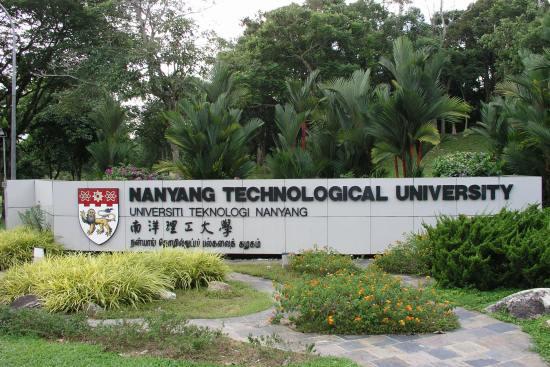 Đại học công nghệ Nanyang trường đại học hàng đầu tại Singapore