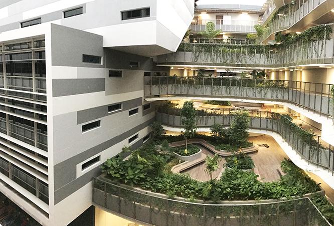 Đại học công nghệ Nanyang ngôi trường trẻ khi đi du học Singapore