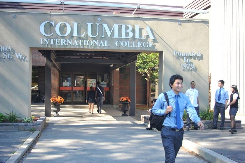 Trường Columbia International College là trường tư thục nội trú lớn nhất Canada
