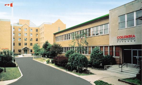 Trường Columbia International College, du học Canada