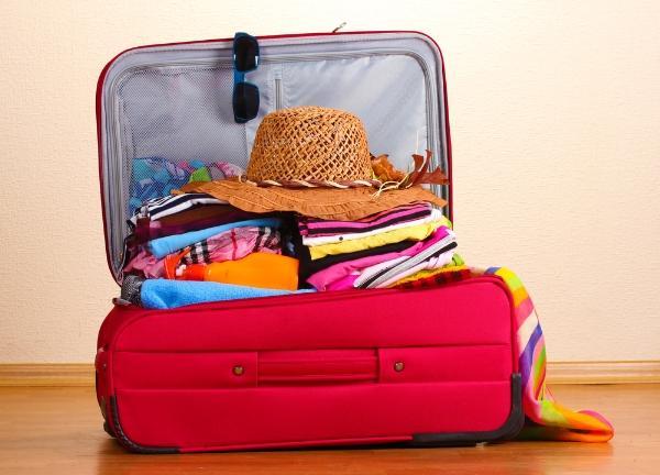 Chuẩn bị hành lý khi đi du học