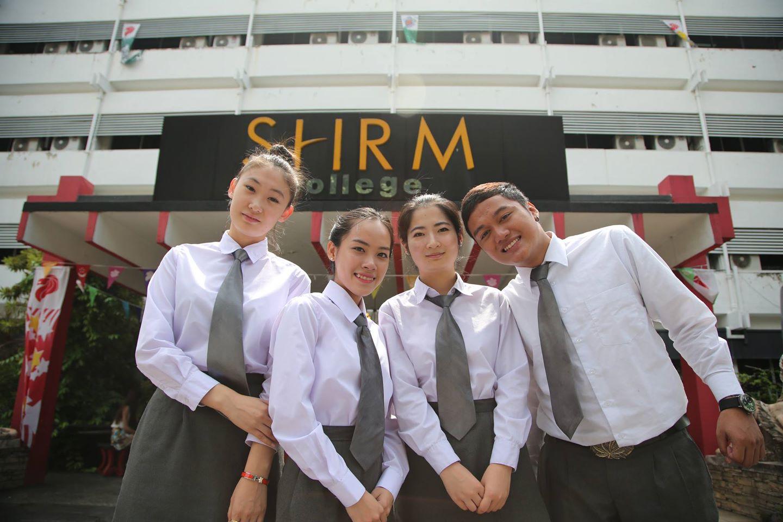 Sinh viên SHRM